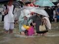 Banjir Tewaskan 25 Orang di Kereta Bawah Tanah China