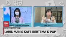 VIDEO: Laris Manis Kafe Bertema K-Pop