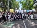Dicatut Dalangi Demo, Ketua BEM Unpar Lapor Polisi