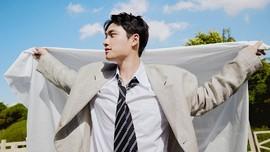 Lee Kwang-soo Beri Dukungan untuk Album Debut D.O EXO