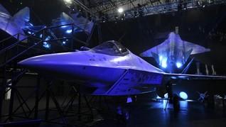 Jet Siluman Skak Mat, Proyek Ambisius Rusia Saingi AS