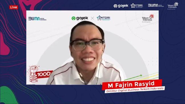 TLKM ITDRI-Gojek Jaring Talenta Digital di Kawasan Indonesia Timur