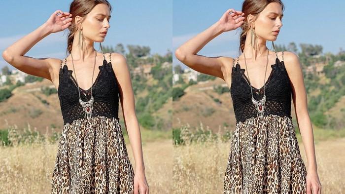 Dress + Bralette