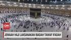 VIDEO: Jemaah Haji Laksanakan Ibadah Tawaf Ifadah