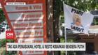 VIDEO:Tak Ada Pemasukan, Hotel & Resto Kibarkan Bendera Putih
