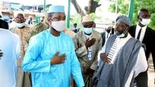 Tersangka Percobaan Pembunuhan Presiden Interim Mali Tewas