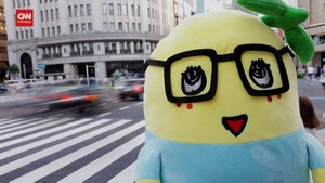 VIDEO: Jepang dan Kehidupan Maskot-maskot Lucunya
