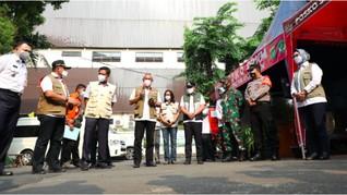 BNPB Bantu Optimalkan Peran Posko PPKM Kecamatan Matraman