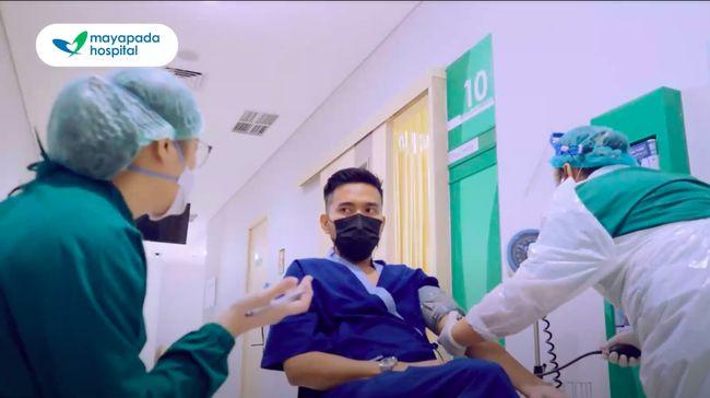 Mayapada Hospital menyediakan Post Covid Recovery & Rehabilitation Center khusus untuk pasien yang pernah terinfeksi Covid-19 dan sudah dinyatakan sembuh.