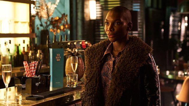 Aktris Michaela Coel dikabarkan bergabung sebagai pemeran di film Black Panther: Wakanda Forever.