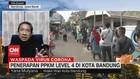 VIDEO: Penerapan PPKM Level 4 di Kota Bandung