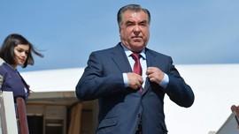 Taliban Mendekat, Presiden Tajikistan Cek Kesiapan Tempur