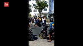VIDEO: Lagi, Aksi Warga Rebut Paksa Jenazah Pasien Covid-19