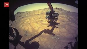 VIDEO: NASA Mulai Misi Pencarian Kehidupan Purba di Mars