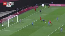VIDEO: Sepak bola Mulai Dipertandingkan di Olimpiade Tokyo