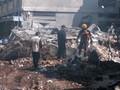 VIDEO: Ledakan di Pasar Jalur Gaza, Satu Orang Tewas