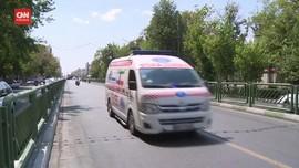VIDEO: Lonjakan Covid-19, Iran Lockdown Teheran