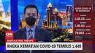 VIDEO: Kasus Positif Tembus 3 Juta, Kematian Rekor 1.449