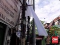 Warga Ampel Surabaya Kibarkan Bendera Putih, Tak Sanggup PPKM