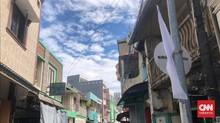 Pemilik Rental Mobil di Pamekasan Kibarkan Bendera Putih