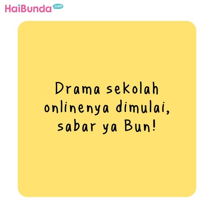 Dan, Drama Sekolah Online pun Dimulai