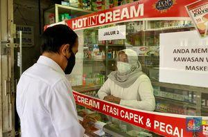Saat Jokowi Telepon Menkes, Stok Obat Terapi Covid-19 Ludes!