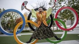 FOTO: Kyoko Ishikawa, Penonton Olimpiade Tiga Dekade