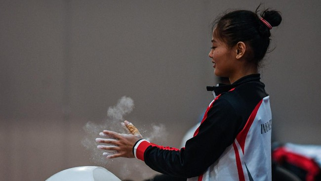 Windy Cantika Banyak Cedera Sebelum Rebut Perunggu Olimpiade