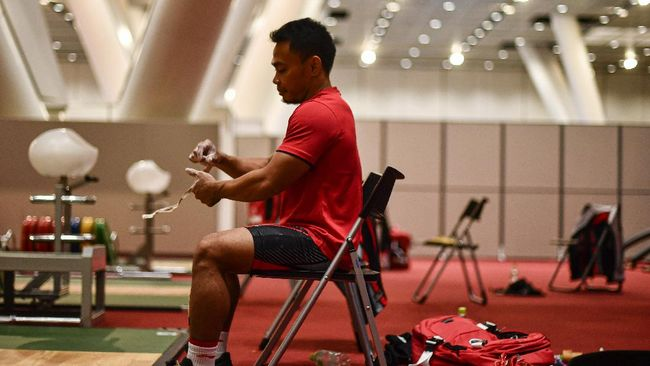 Setelah Windy Cantika Aisah, Indonesia berpeluang menambah medali Olimpiade Tokyo 2020 lainnya dari angkat besi.