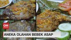 VIDEO: Aneka Olahan Bebek Asap