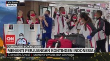 VIDEO: Menanti Perjuangan Kontingen Indonesia
