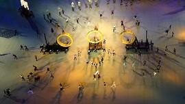 FOTO: Semarak Pembukaan Olimpiade Tokyo 2020