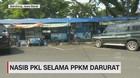 VIDEO: Nasib PKL Selama PPKM Darurat