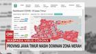 VIDEO: Provinsi Jawa Timur Masih Dominan Zona Merah