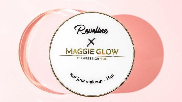 Reveline x Maggie Glow: Cushion Terbaru untuk Kulit Berjerawat, Auto Flawless!