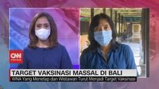 VIDEO: Target Vakinasi Massal di Bali