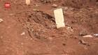 VIDEO: Makam Covid di TPU Pasir Putih Amblas