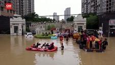 VIDEO: Kerugian Akibat Banjir Di Henan Capai Rp 2,7 Triliun