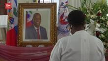 VIDEO: Prosesi Pemakaman Presiden Haiti Yang Tewas Dibunuh