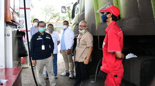 BPH Migas mendorong lebih banyak didirikan Pertashop di wilayah Kalimantan Selatan dan Kalimantan Tengah.
