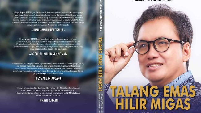 Kepala BPH Migas 2017-2021 M. Fanshurullah Asa menuliskan sejumlah capaian dan catatan dalam dua buku, Energi untuk Kemandirian, dan Talang Emas Hilir Migas