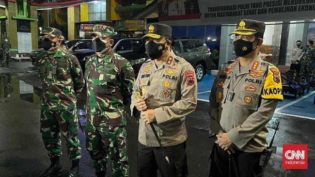 Kepolisian memastikan tidak akan ada aksi demonstrasi menolak PPKM di wilayah Jawa Tengah pada hari ini, Sabtu (24/7).