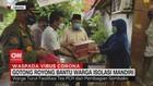 VIDEO: Gotong Royong Bantu Warga Isolasi Mandiri