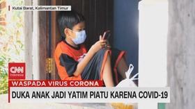VIDEO: Duka Anak Jadi Yatim Piatu Karena Covid-19