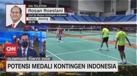 VIDEO: Potensi Medali Kontingen Indonesia