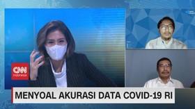 VIDEO: Menyoal Akurasi Data Covid-19 RI