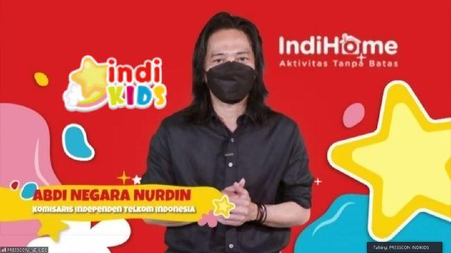 Menyambut perayaan Hari Anak Nasional, IndiHome meluncurkan channel spesial untuk anak, IndiKids dengan beragam tayangan hiburan dan edukasi, Jumat (23/7).