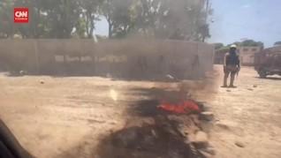 VIDEO: Suara Tembakan Terdengar di Pemakaman Presiden Haiti