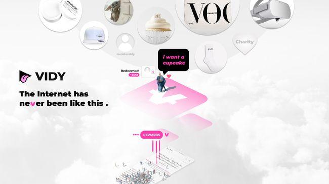 VIDY menemukan teknologi 'lapisan tak terlihat' yang berguna bagi publisher untuk menciptakan ruang lebih banyak demi interaksi lebih dengan para pengguna.