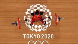 Klasemen Olimpiade Tokyo Sabtu 24 Juli: Indonesia ke-19